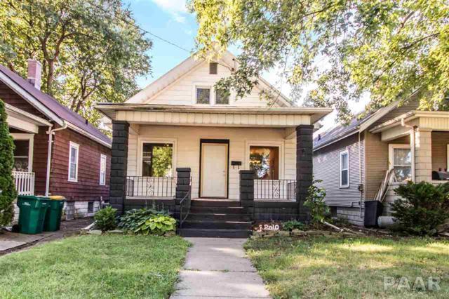 2010 W Clarke Avenue, West Peoria, IL 61604 (#1198143) :: Adam Merrick Real Estate