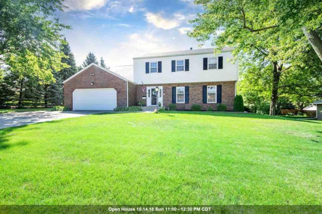 1104 W Pembrook Drive, Peoria, IL 61614 (#1198226) :: Adam Merrick Real Estate
