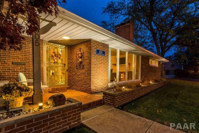 405 W Westwood Drive, Peoria, IL 61614 (#1198353) :: Adam Merrick Real Estate