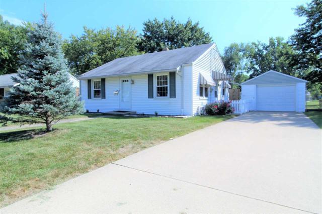 2118 W Gilbert Avenue, Peoria, IL 61604 (#1198446) :: Adam Merrick Real Estate
