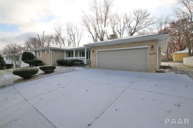 2724 Newman Parkway, Peoria, IL 61604 (#PA1198514) :: The Bryson Smith Team