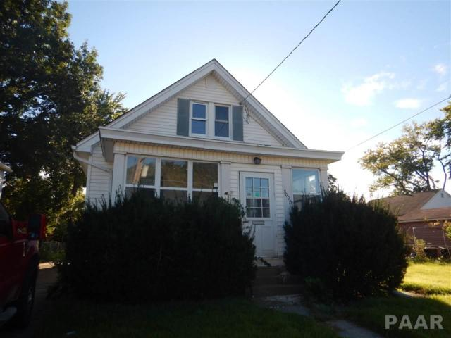 3008 N Wisconsin Avenue, Peoria, IL 61603 (#1198561) :: Adam Merrick Real Estate