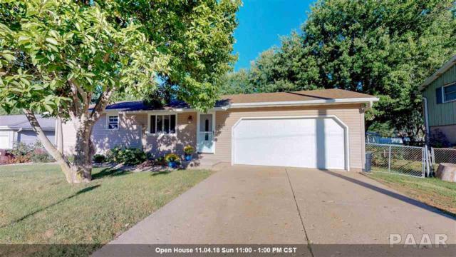 607 S Summit Drive, Washington, IL 61571 (#1198622) :: Adam Merrick Real Estate