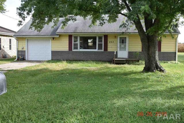 203 E 10TH Street, Glasford, IL 61533 (#1198637) :: Adam Merrick Real Estate