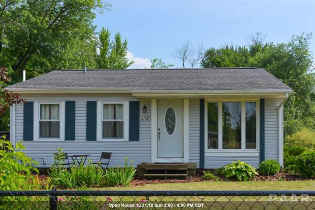 4136 W Hillmont, Peoria, IL 61615 (#1198780) :: Adam Merrick Real Estate