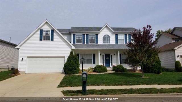 2111 Gerald Drive, Peoria, IL 61615 (#1198783) :: Adam Merrick Real Estate