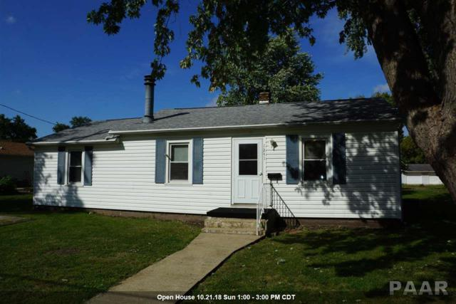1241 N First Street, Chillicothe, IL 61523 (#1198833) :: Adam Merrick Real Estate