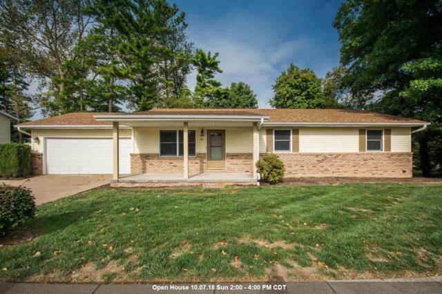 216 Evergreen, Morton, IL 61550 (#1198887) :: Adam Merrick Real Estate