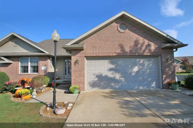 2805 Addison Court, Pekin, IL 61554 (#1198941) :: Adam Merrick Real Estate