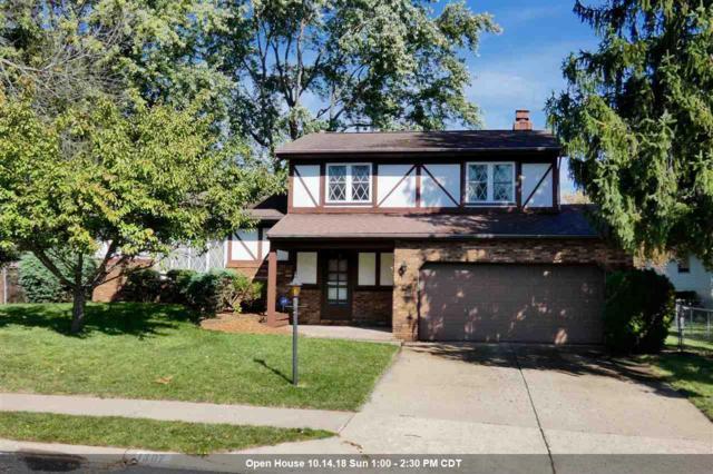 1307 W Kingsway Drive, Peoria, IL 61614 (#1198944) :: Adam Merrick Real Estate