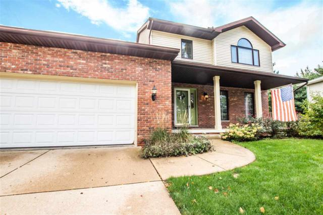 502 W Bayside Drive, Germantown Hills, IL 61548 (#1198964) :: Adam Merrick Real Estate