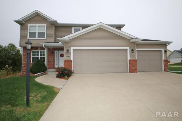 2142 W Geneva, Peoria, IL 61615 (#1199063) :: Adam Merrick Real Estate