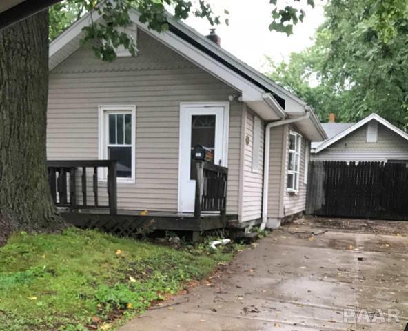 701 E Marietta, Peoria Heights, IL 61616 (#1199069) :: Adam Merrick Real Estate