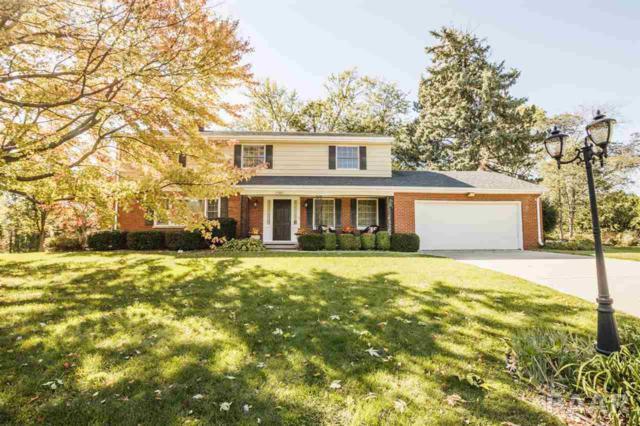 7507 N Hillrose Place, Peoria, IL 61614 (#1199073) :: Adam Merrick Real Estate
