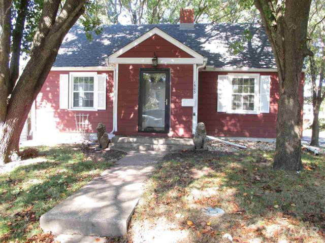 1603 W Circle Road, Peoria, IL 61604 (#1199079) :: Adam Merrick Real Estate