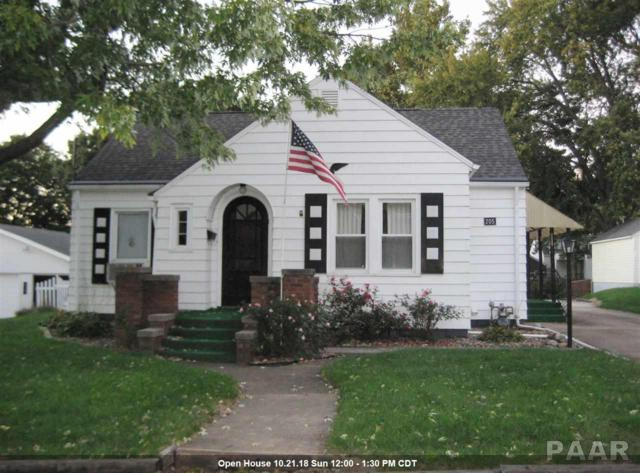 205 Hilldale Avenue, Washington, IL 61571 (#1199125) :: The Bryson Smith Team