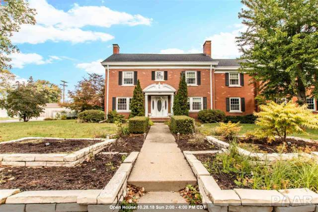 105 W Crestwood Drive, Peoria, IL 61614 (#1199128) :: Adam Merrick Real Estate