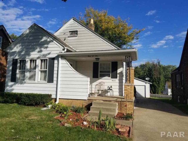 405 W Corrington, Peoria, IL 61604 (#1199173) :: Adam Merrick Real Estate