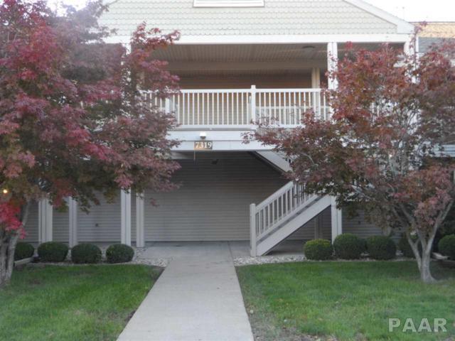 7319 N Villa Lake Drive #3, Peoria, IL 61614 (#1199182) :: Adam Merrick Real Estate