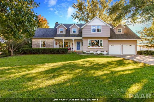 1995 County Road 900 N, Eureka, IL 61530 (#1199197) :: Adam Merrick Real Estate