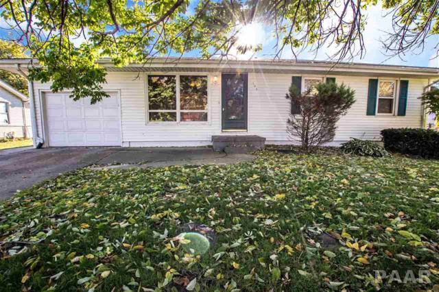 102 Glenridge Drive, East Peoria, IL 61611 (#1199224) :: Adam Merrick Real Estate