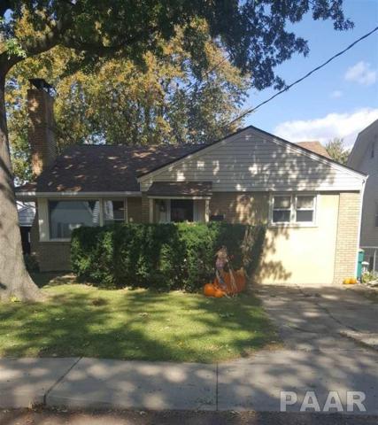 2211 W Laura Avenue, West Peoria, IL 61604 (#1199268) :: Adam Merrick Real Estate