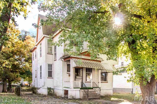 2622 N Dechman Avenue, Peoria, IL 61603 (#1199363) :: Adam Merrick Real Estate