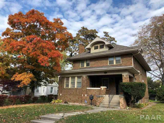505 W Armstrong Avenue, Peoria, IL 61606 (#PA1199432) :: Adam Merrick Real Estate
