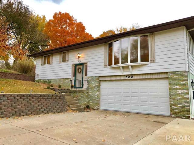 200 Arnold Road, East Peoria, IL 61611 (#PA1199474) :: Adam Merrick Real Estate