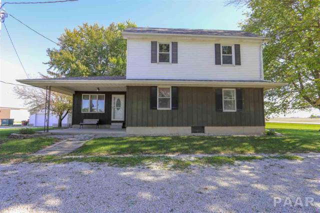 2436 Route 116, Benson, IL 61716 (#1199530) :: Adam Merrick Real Estate