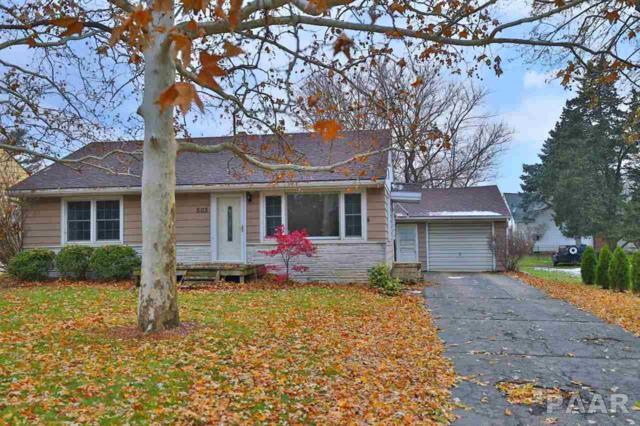 503 W Garfield Avenue, Bartonville, IL 61607 (#1199919) :: The Bryson Smith Team