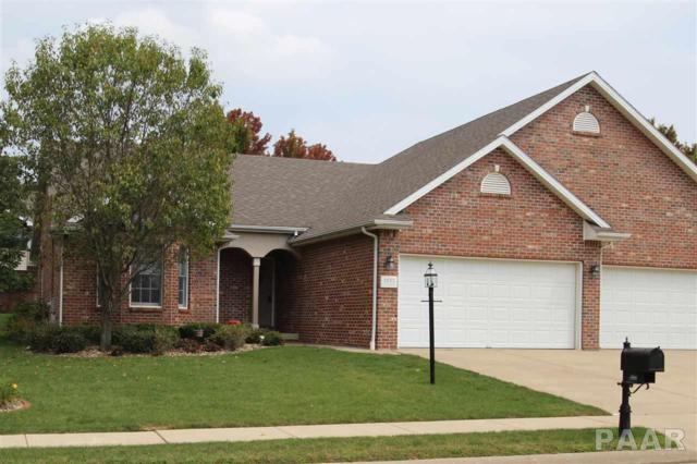 1933 W Courtside Drive, Peoria, IL 61614 (#1200125) :: Adam Merrick Real Estate
