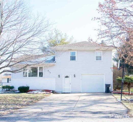 217 S Hawthorne Avenue, East Peoria, IL 61611 (#1200307) :: RE/MAX Preferred Choice