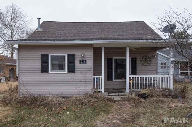 210 E North Street, Princeville, IL 61559 (#1200663) :: The Bryson Smith Team