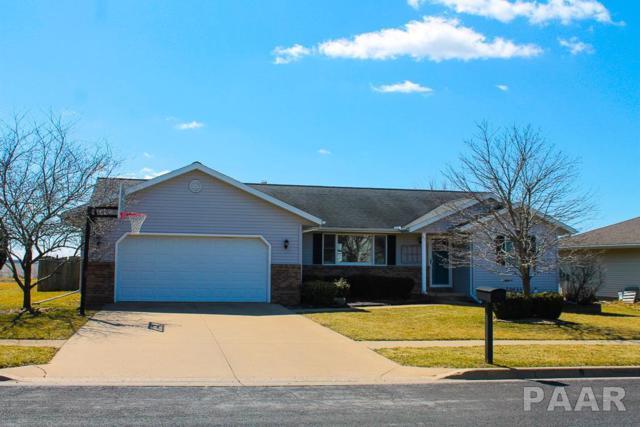 820 Dennis Drive, Eureka, IL 61530 (#PA1201160) :: Adam Merrick Real Estate