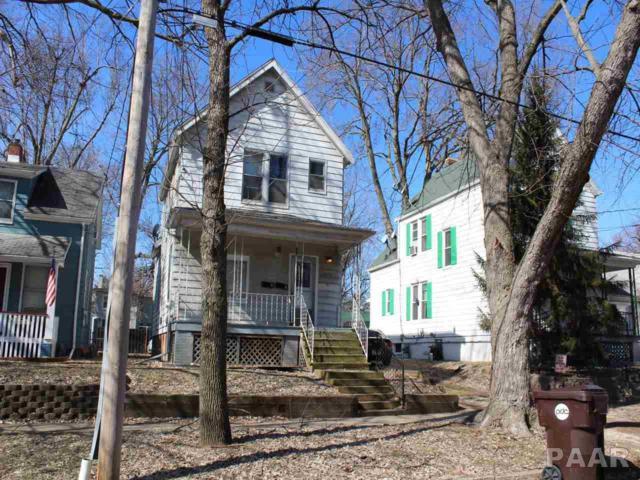2709 N Dechman Avenue, Peoria, IL 61603 (#PA1201325) :: Killebrew - Real Estate Group