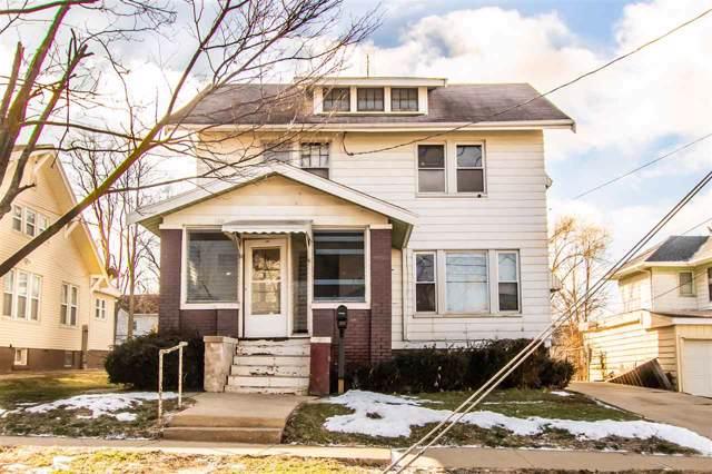 108 E Arcadia, Peoria, IL 61603 (#PA1201656) :: Adam Merrick Real Estate