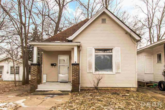 114 E Maywood, Peoria, IL 61603 (#PA1201700) :: Adam Merrick Real Estate