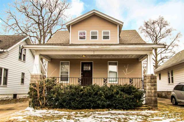 1110 W Nowland Avenue, Peoria, IL 61604 (#PA1201710) :: Adam Merrick Real Estate