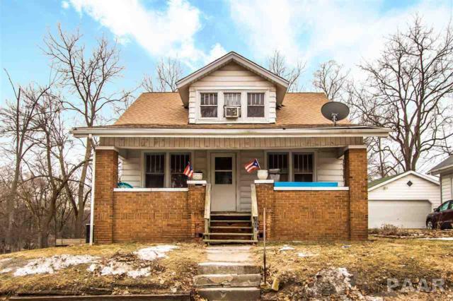 1116 W Nebraska Avenue, Peoria, IL 61604 (#PA1201712) :: Killebrew - Real Estate Group