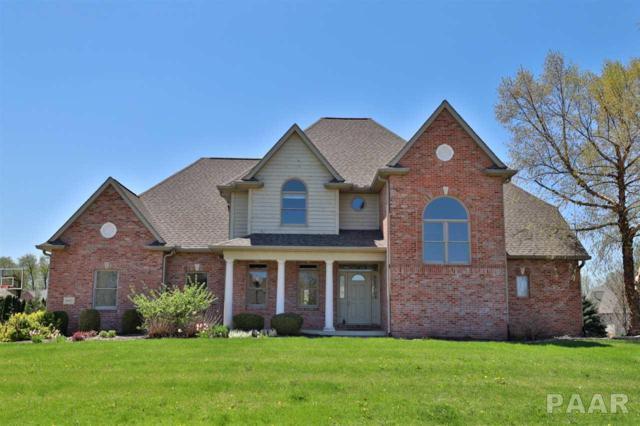 10627 N Trails Edge Drive, Peoria, IL 61615 (#PA1201867) :: The Bryson Smith Team