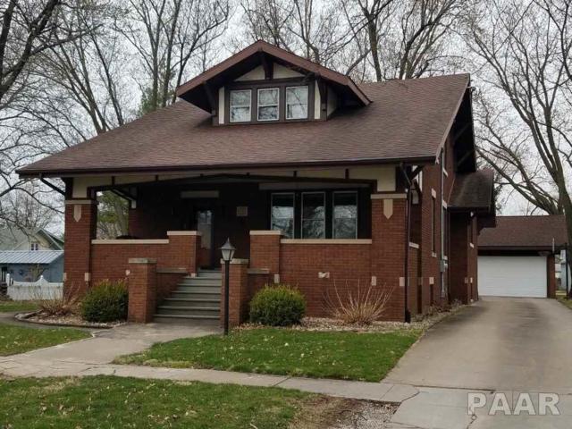 215 S Davenport Street, Metamora, IL 61548 (#PA1202030) :: The Bryson Smith Team