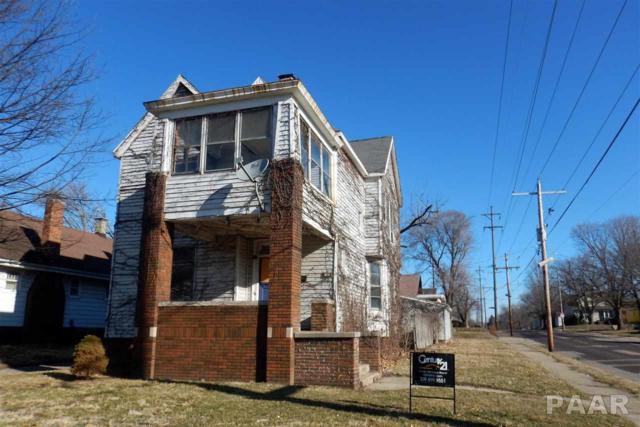 745 E Virginia Avenue, Peoria, IL 61603 (#PA1202146) :: The Bryson Smith Team