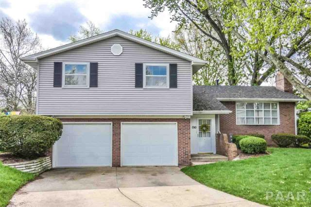 1510 W Tomar Court, Peoria, IL 61614 (#PA1202633) :: Adam Merrick Real Estate