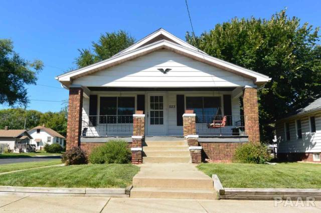 523 W Virginia Avenue, Peoria, IL 61604 (#PA1203560) :: RE/MAX Preferred Choice
