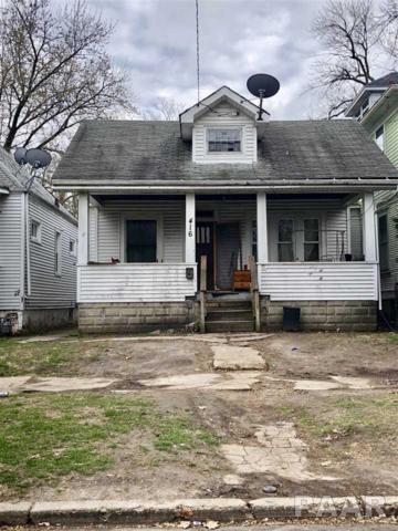 416 E Arcadia Avenue, Peoria, IL 61603 (#PA1203565) :: Killebrew - Real Estate Group
