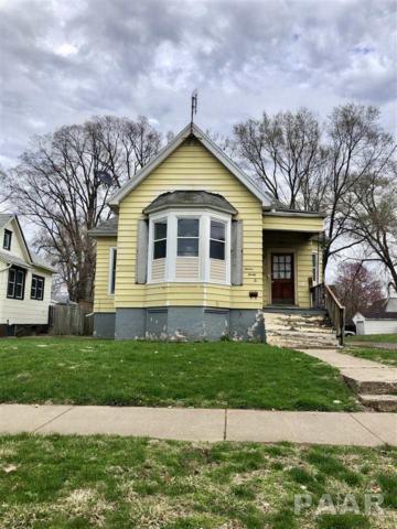 1622 N California Avenue, Peoria, IL 61603 (#PA1203566) :: Adam Merrick Real Estate