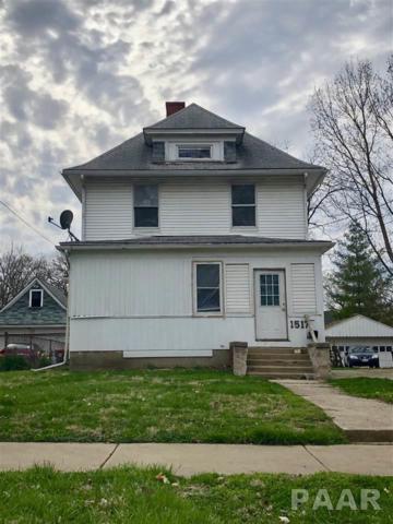 1517 N Linn Street, Peoria, IL 61604 (#PA1203570) :: The Bryson Smith Team