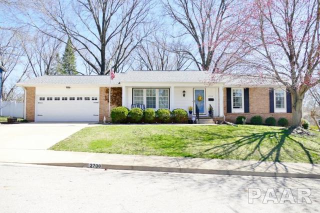 2708 N Elmcroft Drive, Peoria, IL 61604 (#PA1203574) :: Adam Merrick Real Estate