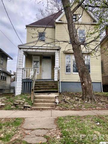 1806 N Peoria Avenue #1, Peoria, IL 61603 (#PA1203576) :: The Bryson Smith Team